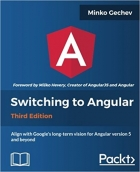 Third Edition Align with Angular version 5 and Google's long-term vision for Angular