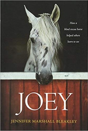 Download Joey: How a Blind Rescue Horse Helped Others Learn to See free book as epub format