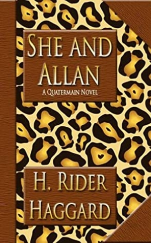 Download She and Allan free book as pdf format