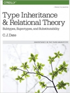 Book Type Inheritance and Relational Theory free