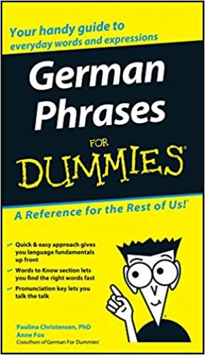 Download German Phrases For Dummies free book as pdf format