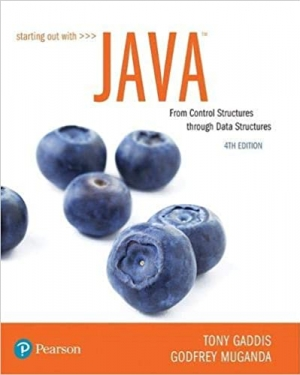 Download Starting Out with Java: From Control Structures through Data Structures (4th Edition) free book as pdf format