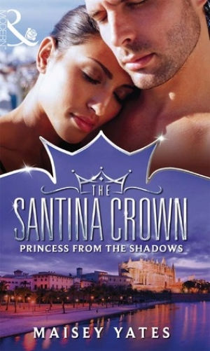Download Princess From The Shadows (The Santina Crown #6) free book as epub format