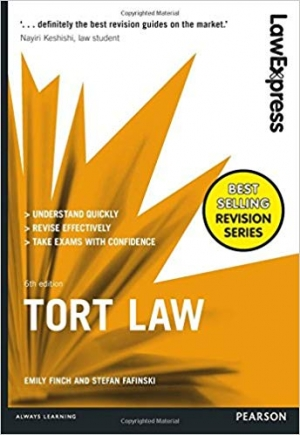 Download Law Express: Tort Law free book as pdf format