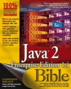 Book Java 2 Enterprise Edition 1.4 Bible free
