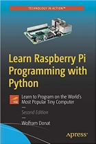 Book Learn Raspberry Pi Programming with Python, 2nd Edition free