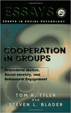 Book Cooperation in Groups: Procedural Justice, Social Identity, and Behavioral Engagement free