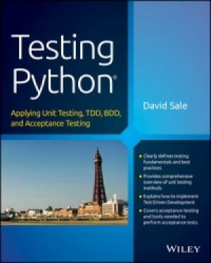 Download Testing Python free book as pdf format