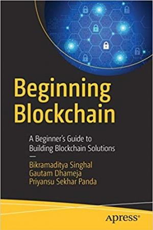 Download Beginning Blockchain free book as pdf format