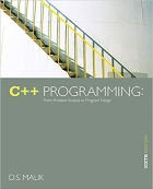 Book C++ Programming: From Problem Analysis to Program Design free