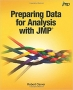 Book Preparing Data for Analysis with JMP free