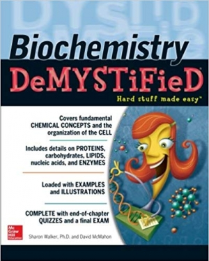 Download Biochemistry Demystified free book as pdf format