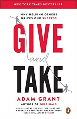 Download Give and Take: Why Helping Others Drives Our Success free book as pdf format