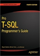 Book Pro T-SQL Programmer's Guide, 4th Edition free