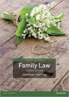 Book Family Law: Uk Edition (Longman Law Series) free