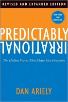 Book Predictably Irrational: The Hidden Forces That Shape Our Decisions free