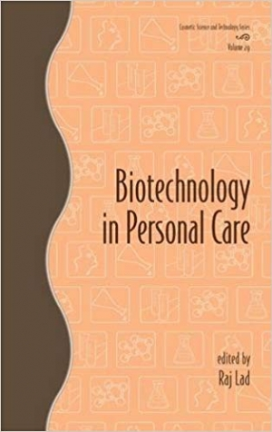 Download Biotechnology in Personal Care (Cosmetic Science and Technology) free book as pdf format