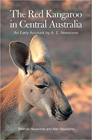 Download The Red Kangaroo in Central Australia An Early Account by A. E. Newsome. free book as pdf format
