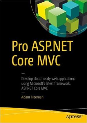 Download Pro ASP.NET Core MVC, 6th Edition free book as pdf format
