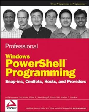 Download Professional Windows PowerShell Programming free book as pdf format