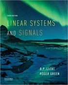 Book Linear Systems and Signals (The Oxford Series in Electrical and Computer Engineering) free