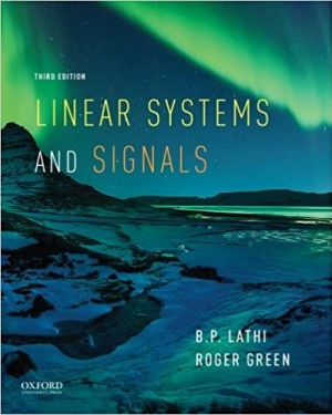 Download Linear Systems and Signals (The Oxford Series in Electrical and Computer Engineering) free book as pdf format
