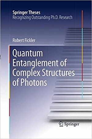 Download Quantum Entanglement of Complex Structures of Photons free book as pdf format