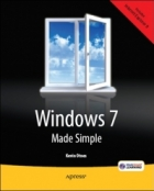 Book Windows 7 Made Simple free