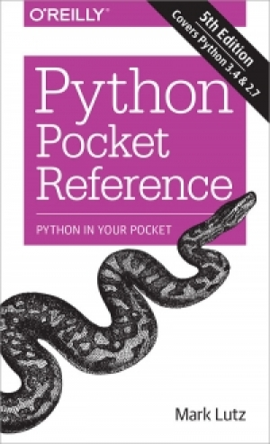 Download Python Pocket Reference, 5th Edition free book as pdf format