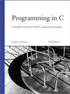 Book Programming in C free