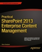 Book Practical SharePoint 2013 Enterprise Content Management free
