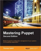 Book Mastering Puppet, Second Edition free