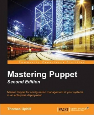 Download Mastering Puppet, Second Edition free book as pdf format