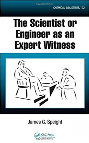Download The Scientist or Engineer as an Expert Witness free book as pdf format