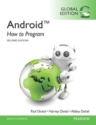 Book Android: How to Program, Global Edition free