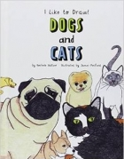 Book Dogs and Cats (I Like to Draw!) free
