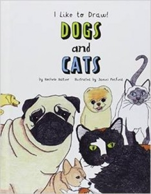 Download Dogs and Cats (I Like to Draw!) free book as pdf format