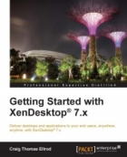 Book Getting Started with XenDesktop 7.x free