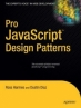 Book Pro JavaScript Design Patterns free