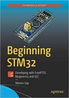 Book Beginning STM32 free