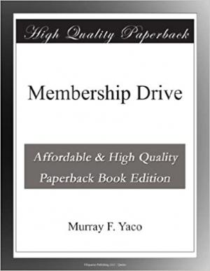 Download Membership Drive free book as epub format