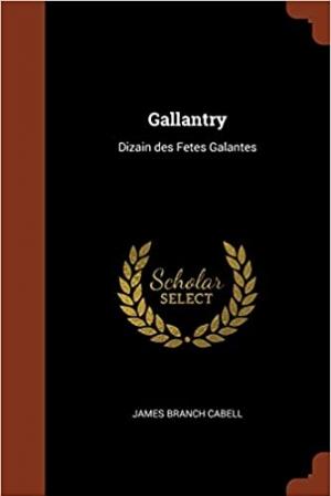 Download Gallantry Dizain des Fêtes Galantes free book as pdf format