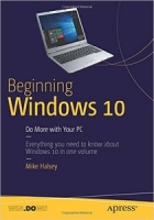Book Beginning Windows 10: Do More With Your PC free