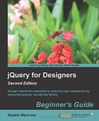 Book jQuery for Designers: Beginners Guide, Second Edition free