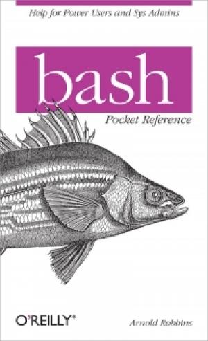 Download bash Pocket Reference free book as pdf format