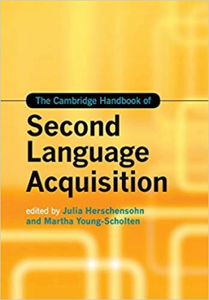 Download The Cambridge Handbook of Second Language Acquisition (Cambridge Handbooks in Language and Linguistics) free book as pdf format
