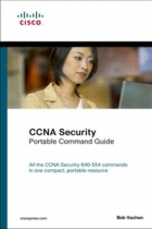 Book CCNA Security Portable Command Guide free
