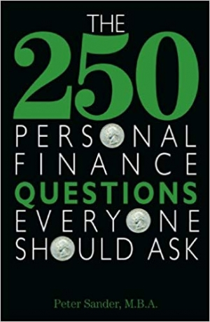 Download The 250 Personal Finance Questions Everyone Should Ask free book as epub format