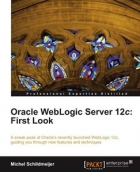 Book Oracle WebLogic Server 12c: First Look free