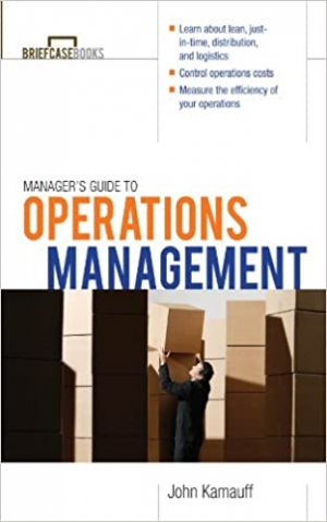Download Manager's Guide to Operations Management free book as pdf format